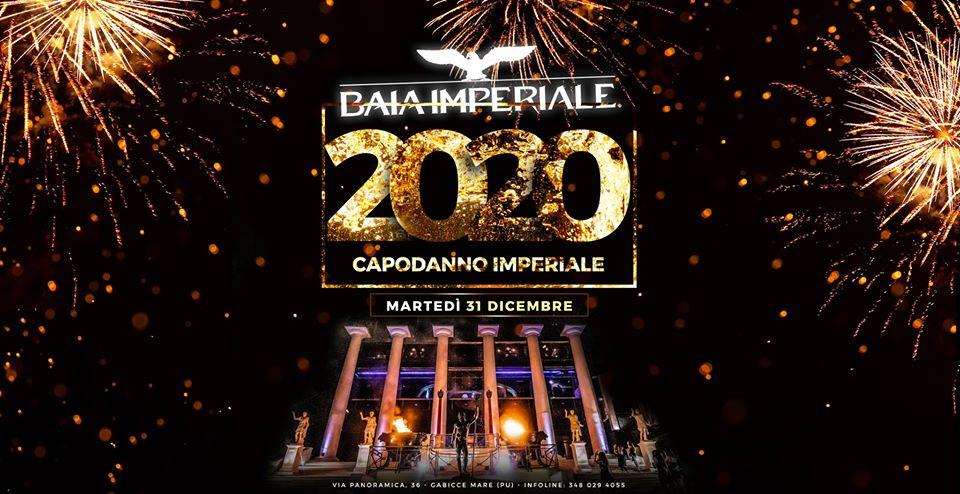 capodanno 2020 baia imperiale